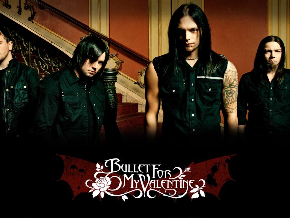 Bullet for my Valentine en concert
