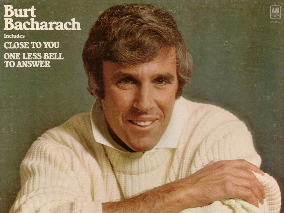 Burt Bacharach en concert