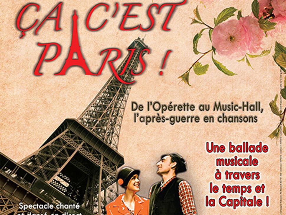 Ca c'est Paris en concert