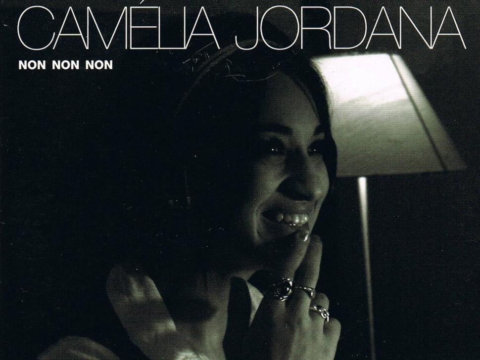 Camélia Jordana en concert