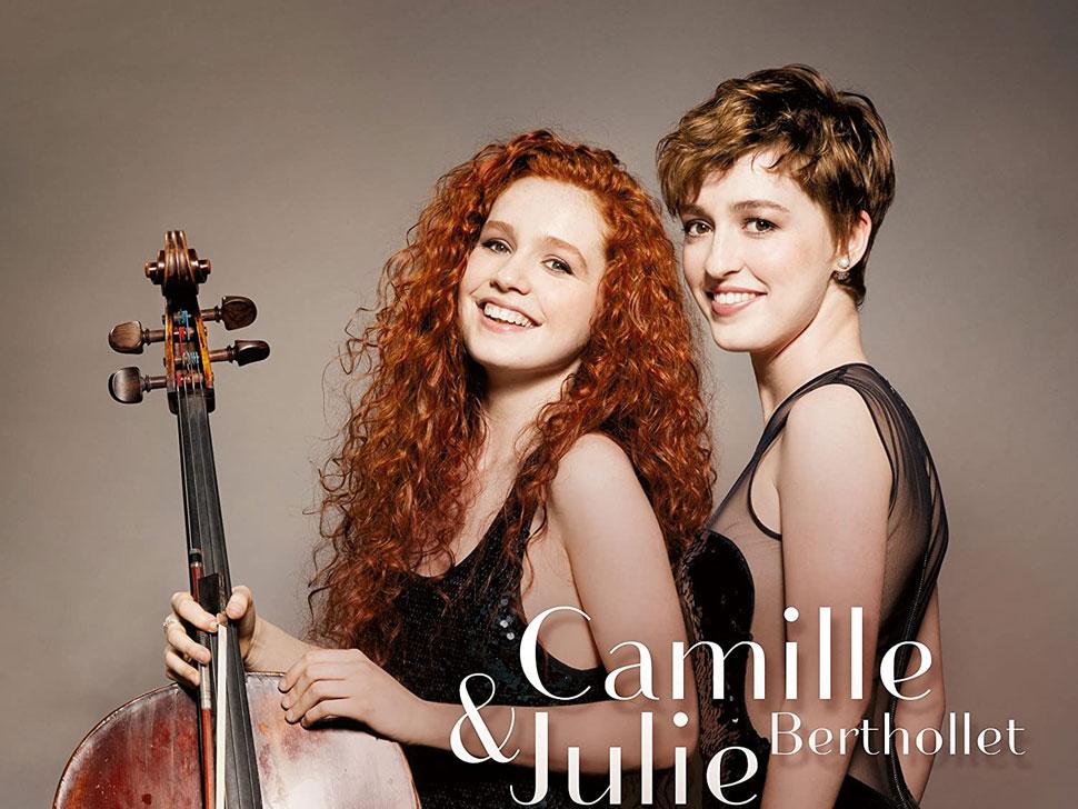 Camille Berthollet en concert