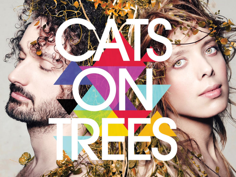 Cats on Trees en concert