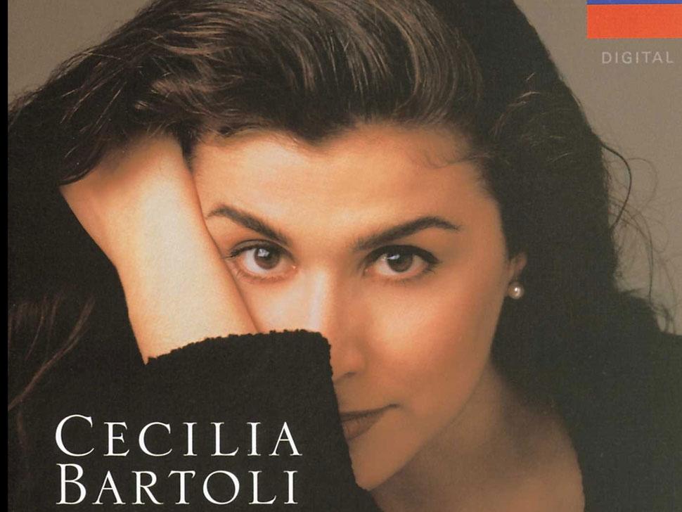 Cecilia Bartoli en concert