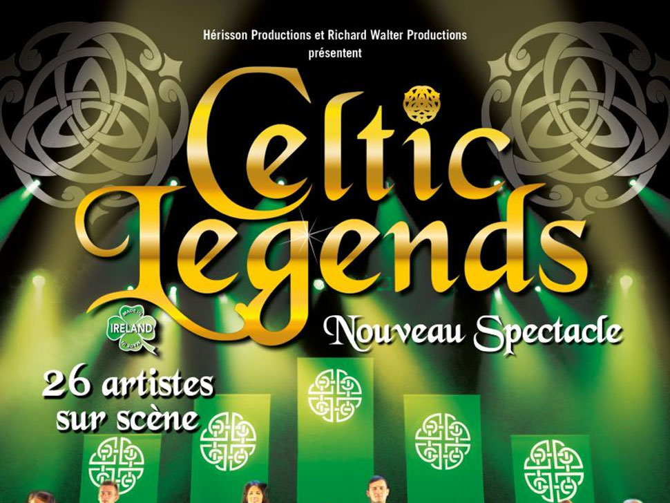 Celtic Legends en concert
