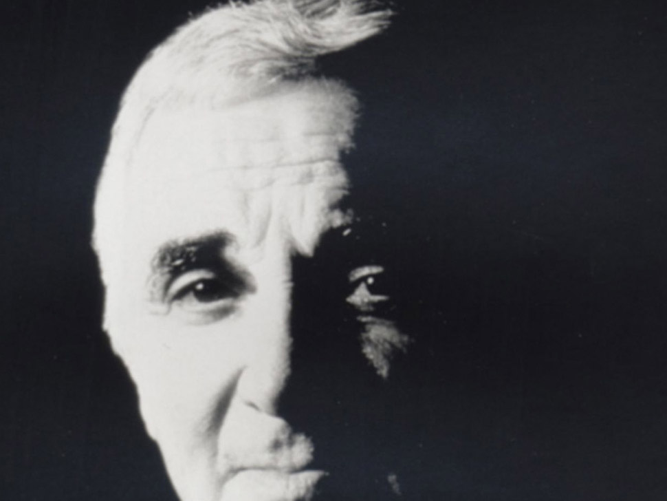 Charles Aznavour en concert