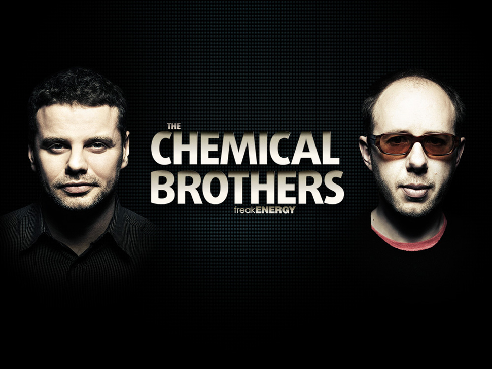 Chemical Brothers en concert