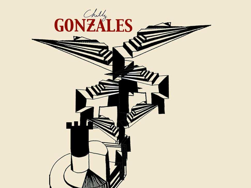 Chilly Gonzales en concert