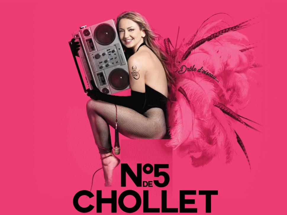 Christelle Chollet en concert