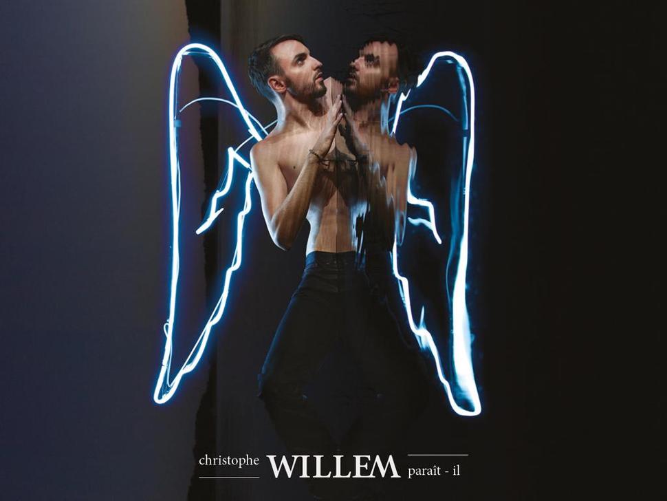 Concert Christophe Willem