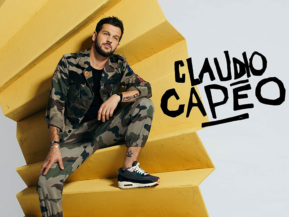 Claudio Capeo en concert