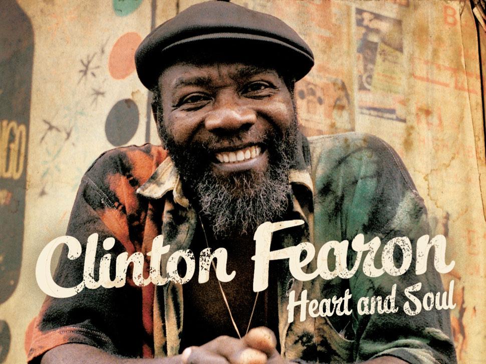 Clinton Fearon en concert