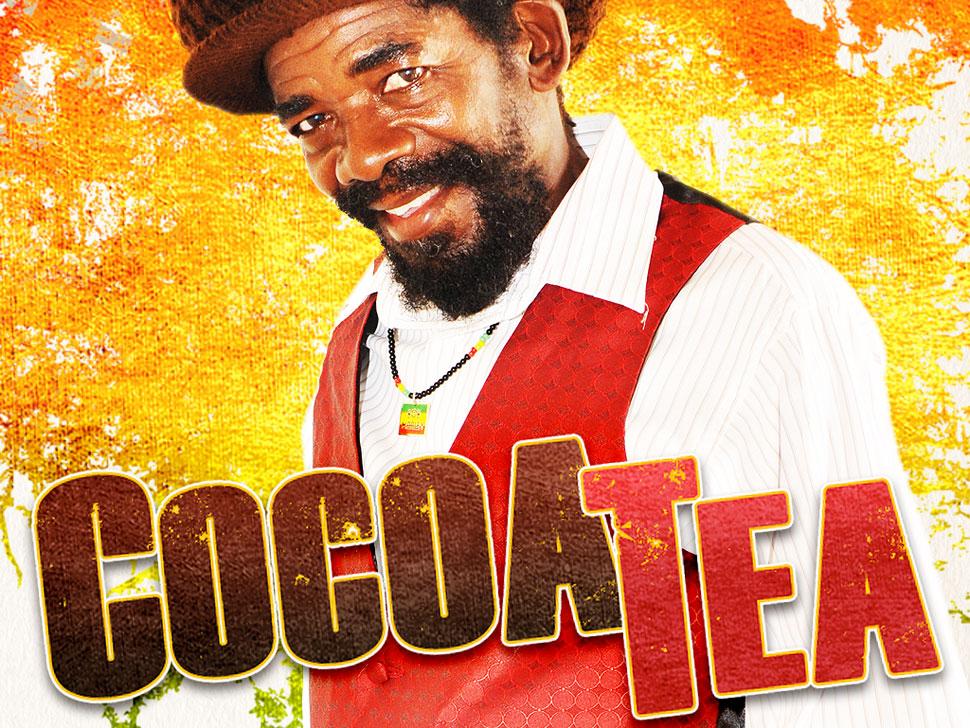 Cocoa Tea en concert