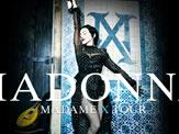 Place concert Madonna 2020