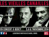 Concert Vieilles canailles
