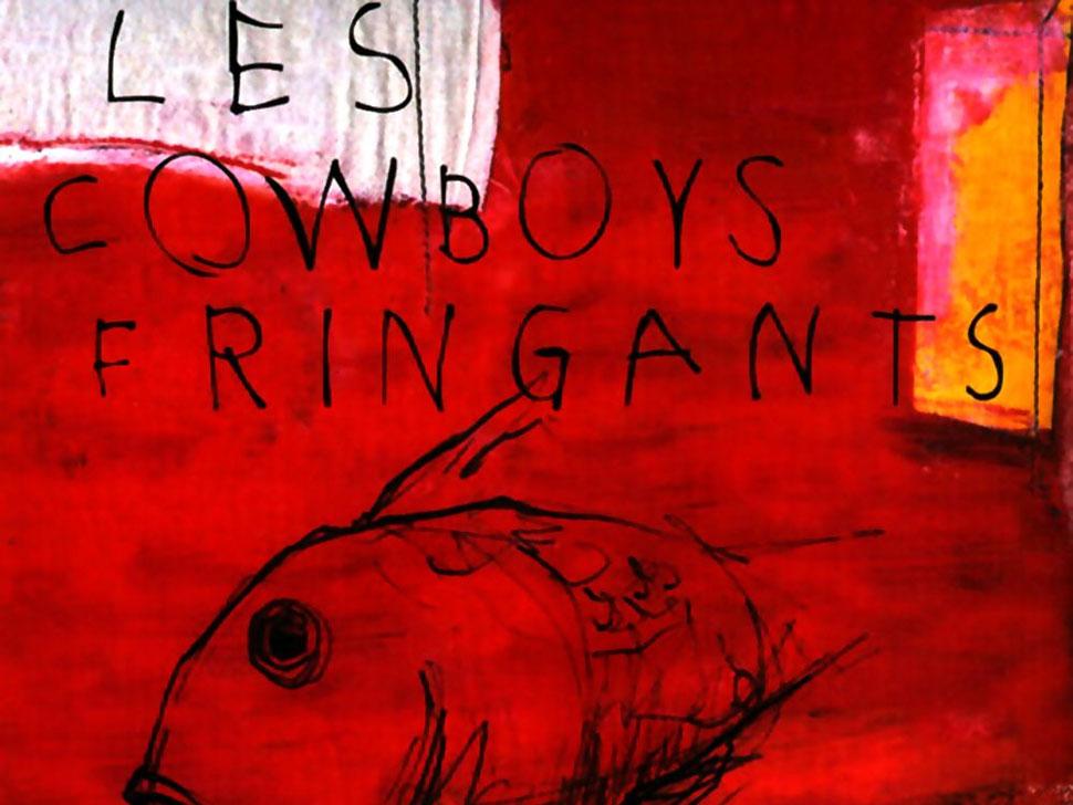 Cowboys Fringants en concert