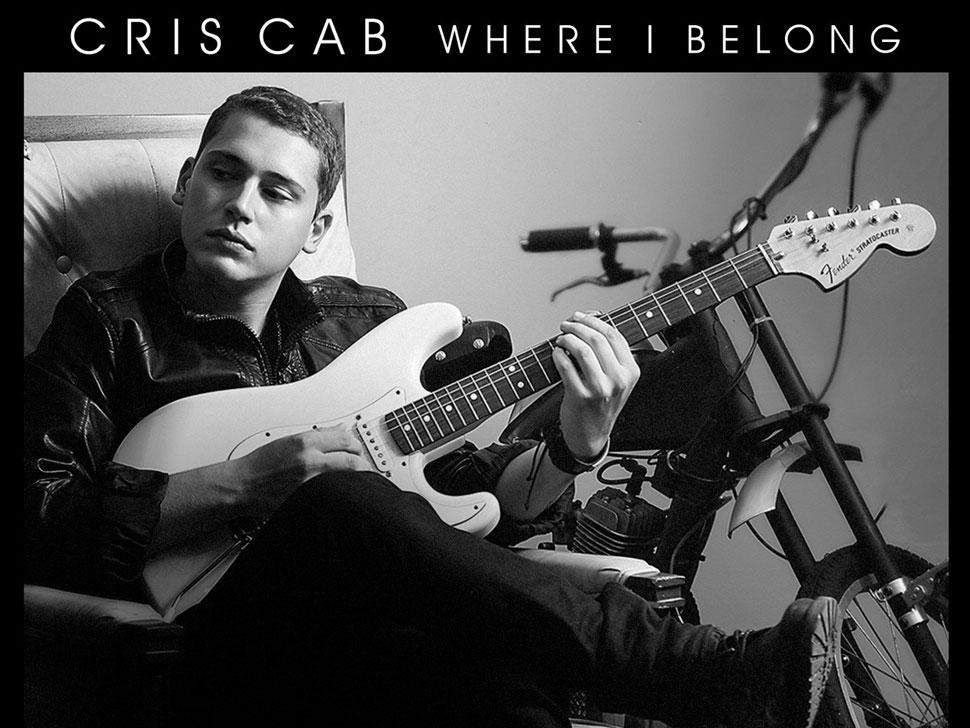Cris Cab en concert