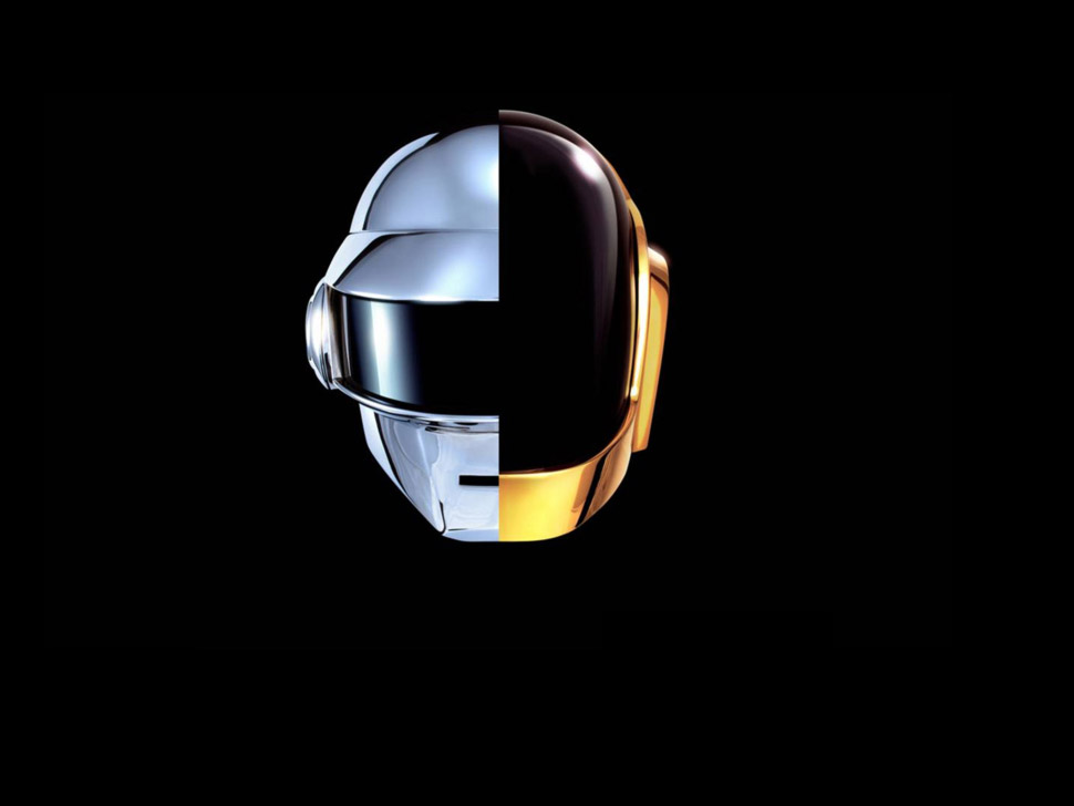 Daft Punk en concert