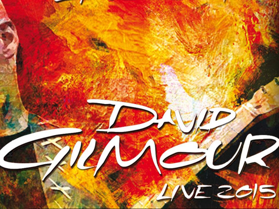 Concert David Gilmour
