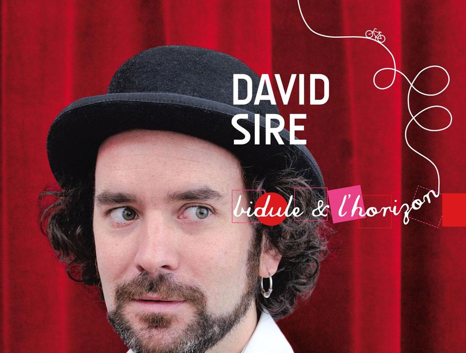 David Sire en concert