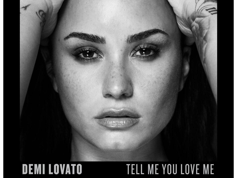 Demi Lovato en concert