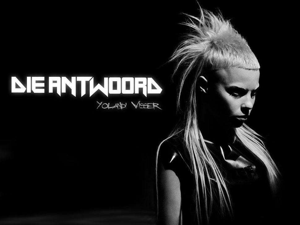 Die Antwoord en concert