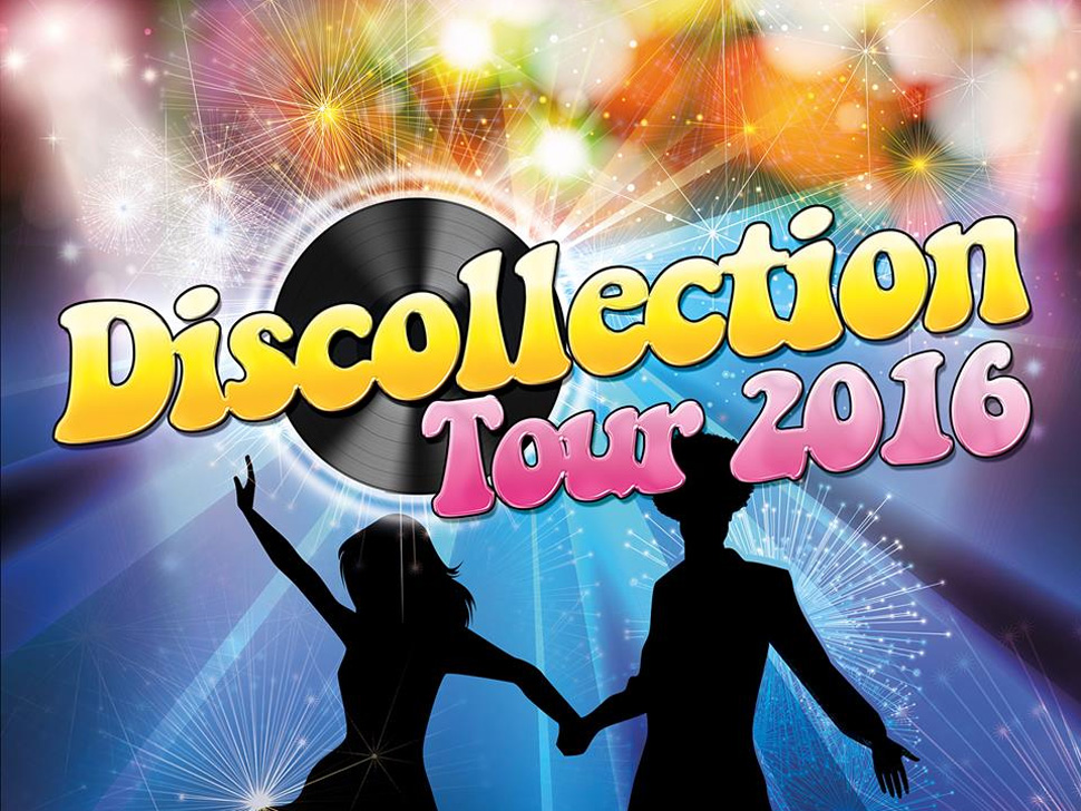 Discollection en concert