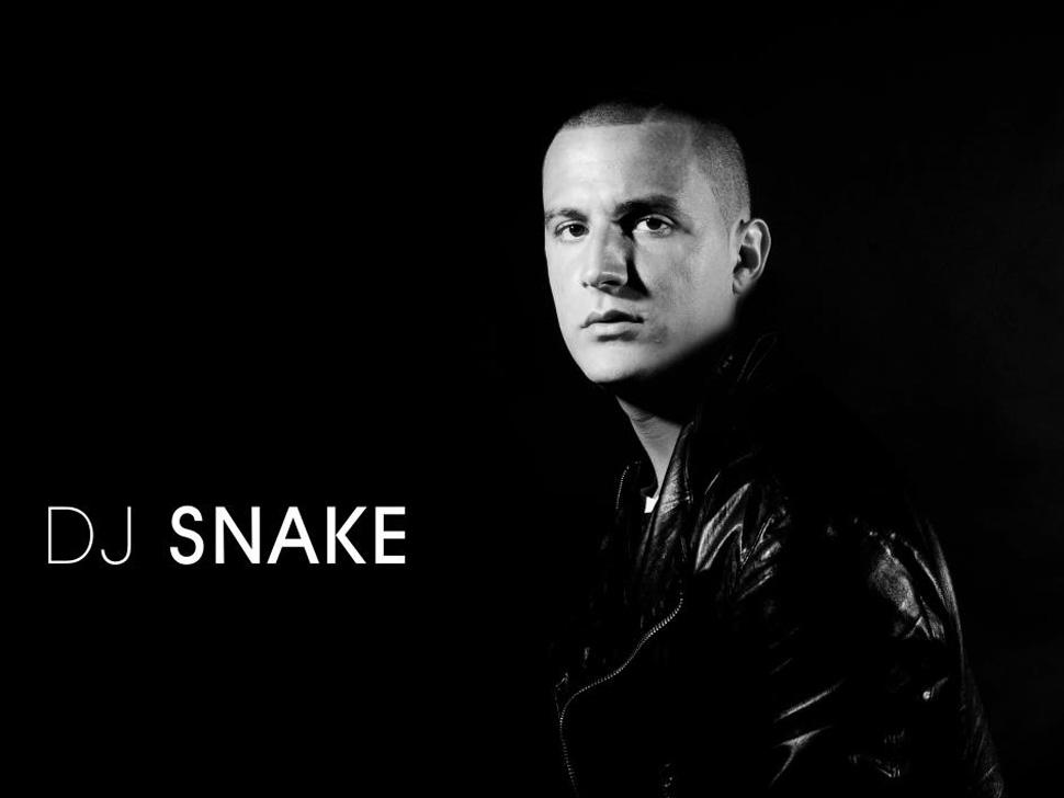 DJ Snake en concert