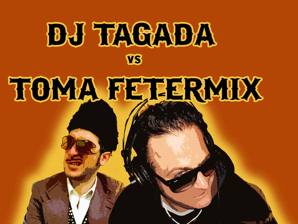 DJ Tagada en concert