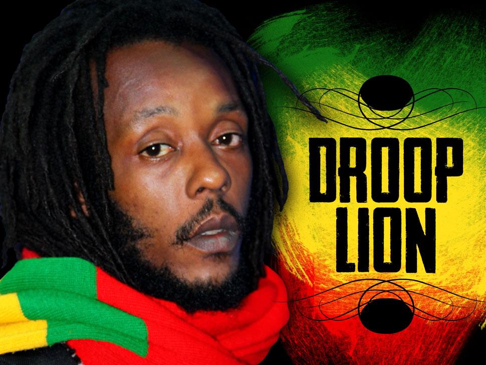 Droop Lion en concert