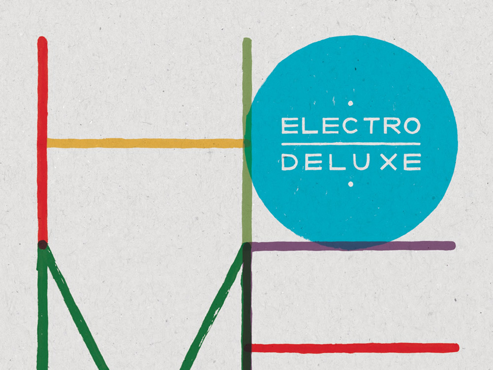 Electro Deluxe en concert