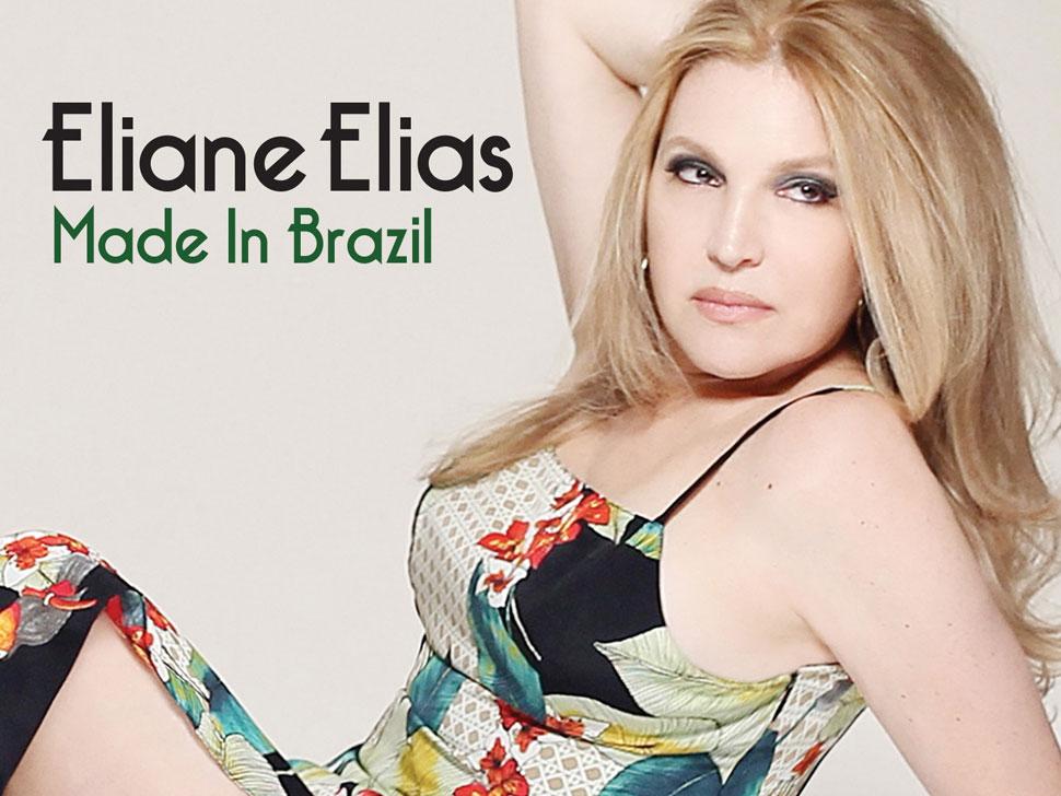 Eliane Elias en concert