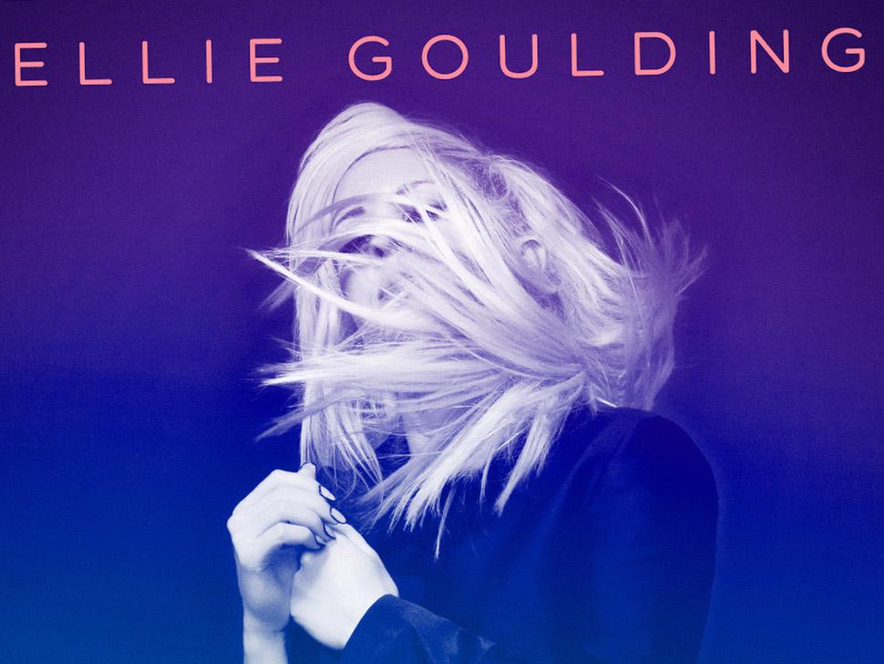Ellie Goulding en concert