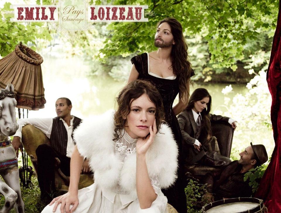 Emily Loizeau en concert