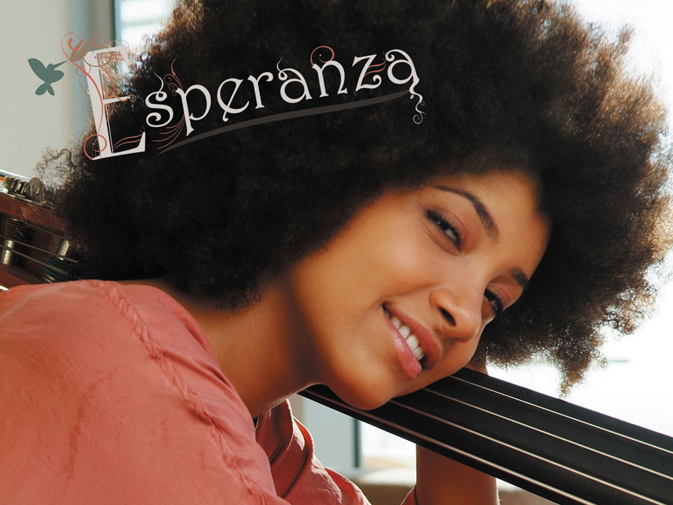 Esperanza Spalding en concert