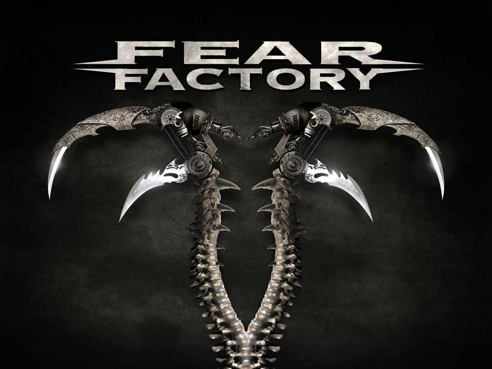 Fear Factory en concert