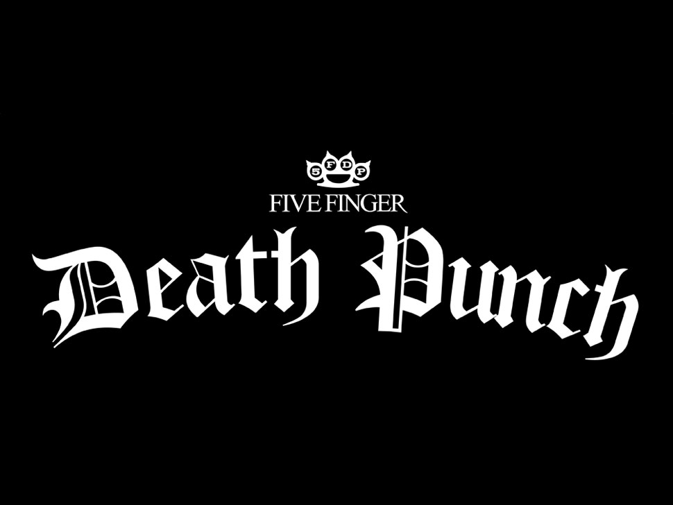 Five Finger Death Punch en concert