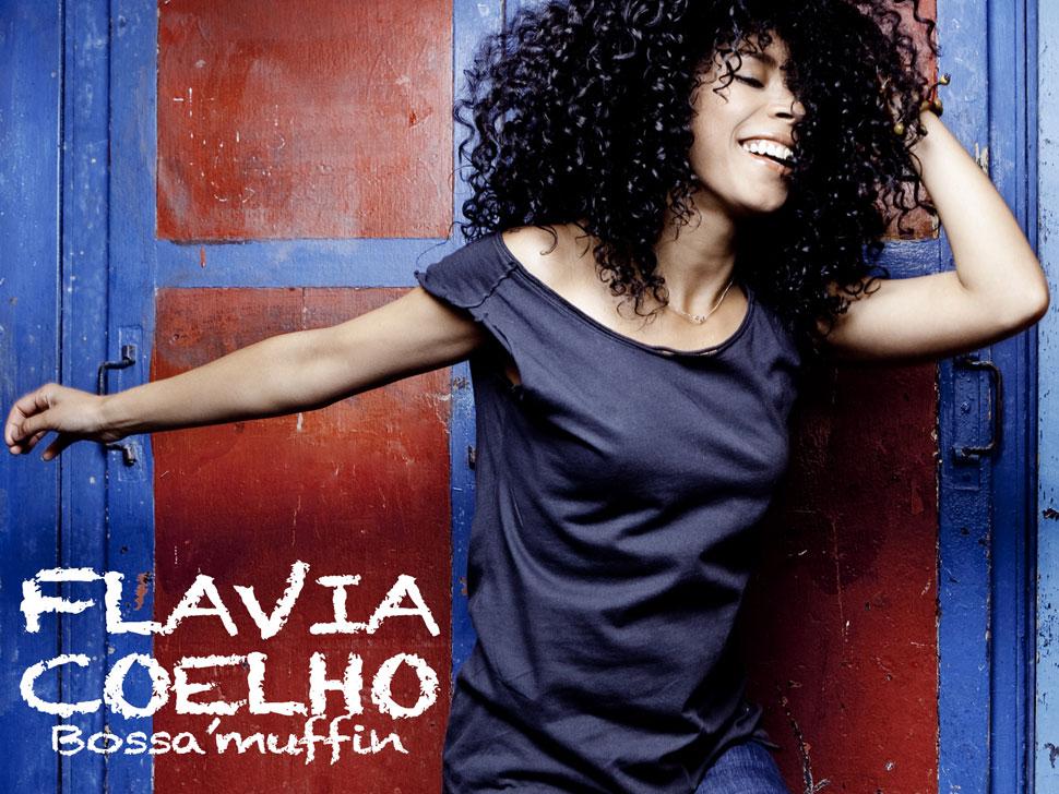 Flavia Coelho en concert