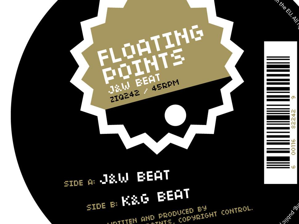 Floating Points en concert