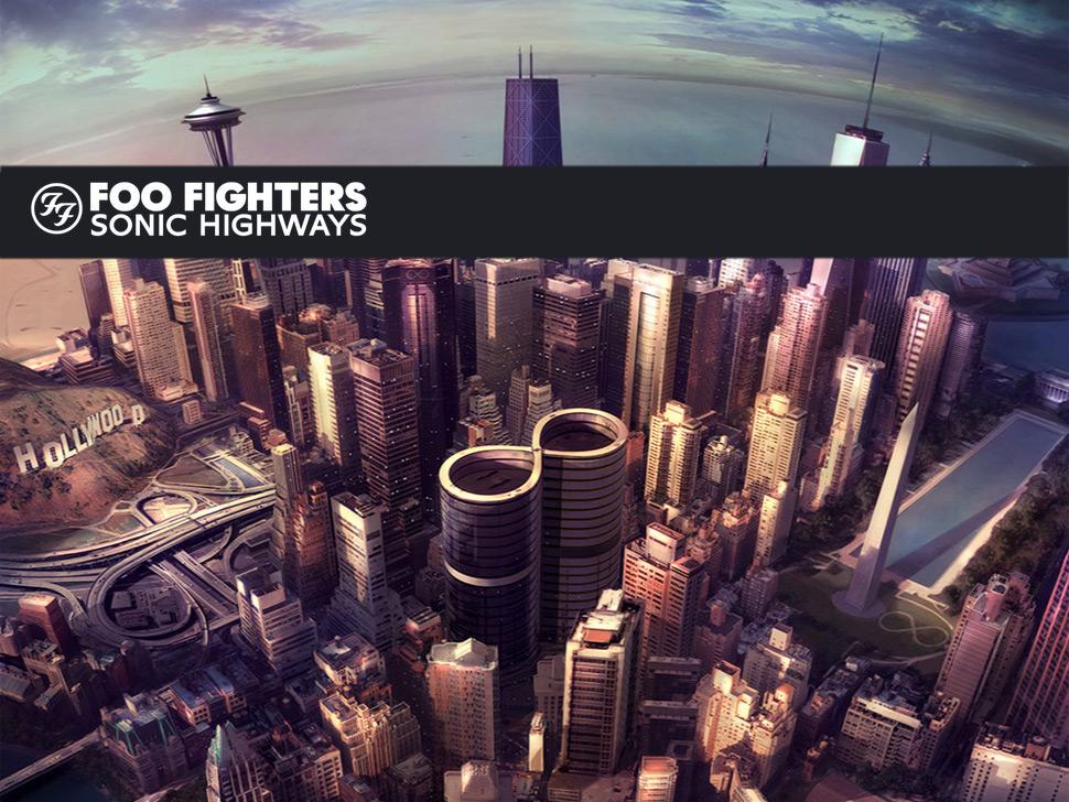 Foo Fighters en concert