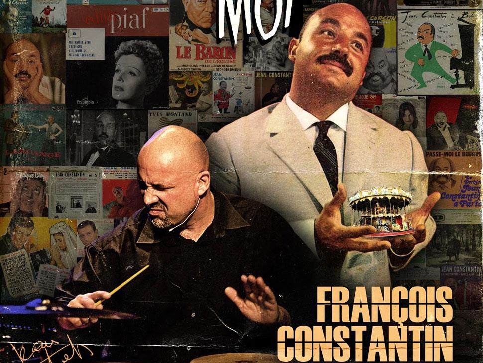 François Constantin en concert