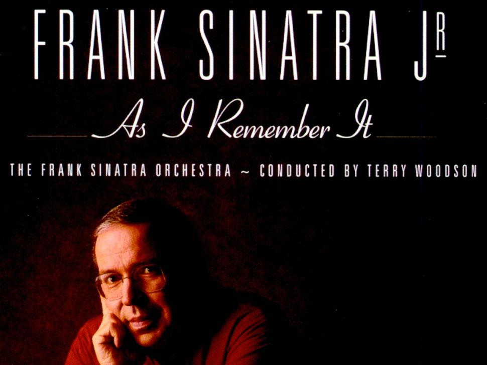 Frank Sinatra Jr en concert