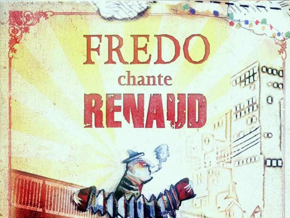 Fredo en concert