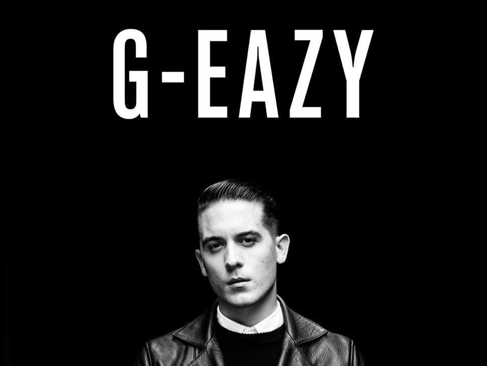 G-Eazy en concert