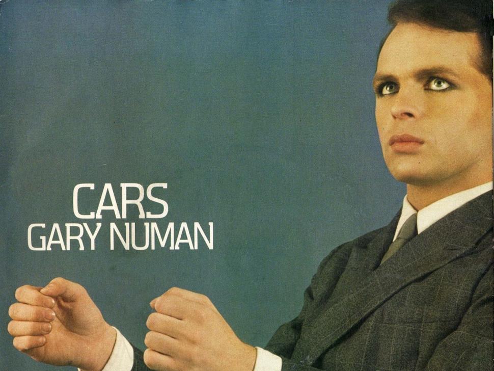 Gary Numan en concert