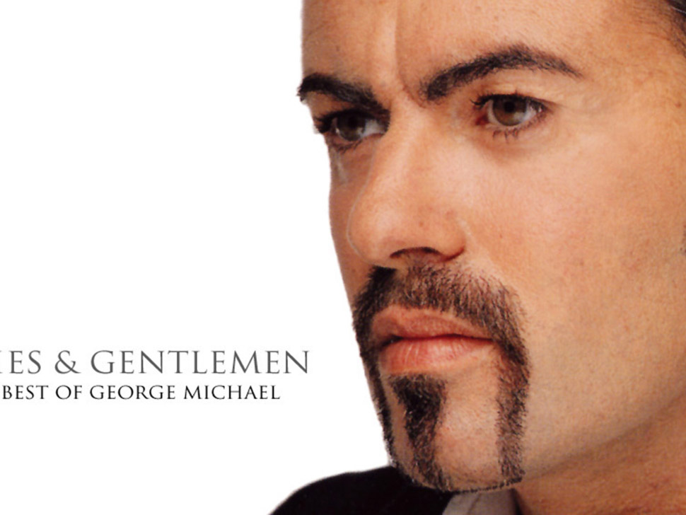 George Michael en concert
