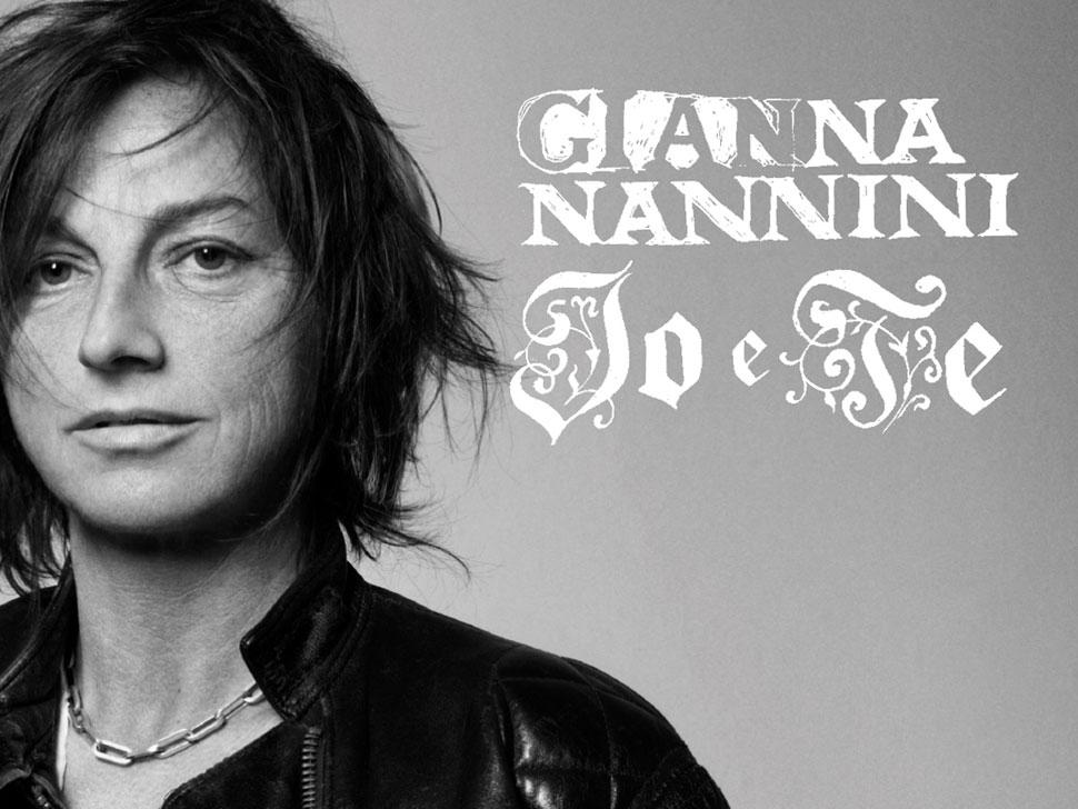 Gianna Nannini en concert