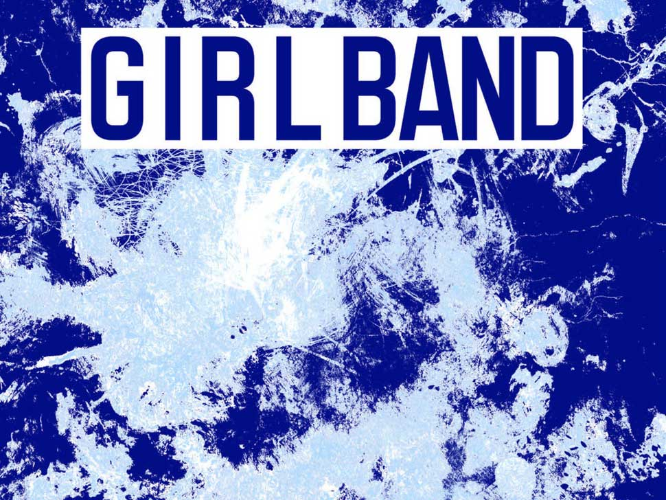 Girl Band en concert