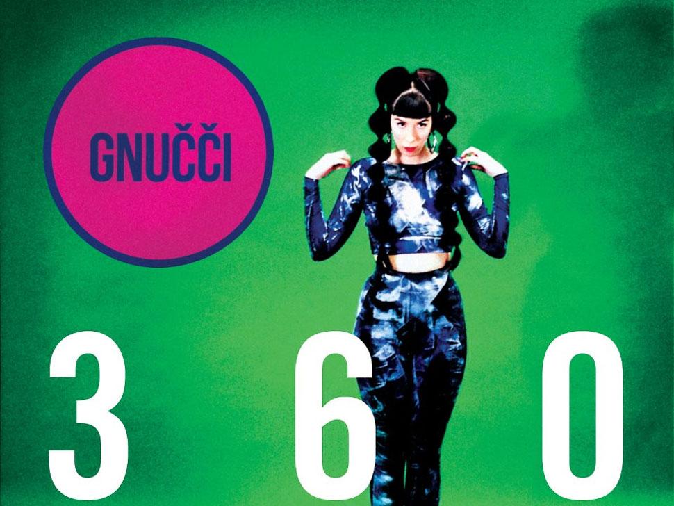Gnucci en concert