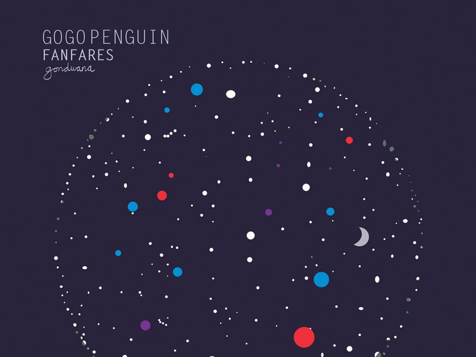 Gogo Penguin en concert