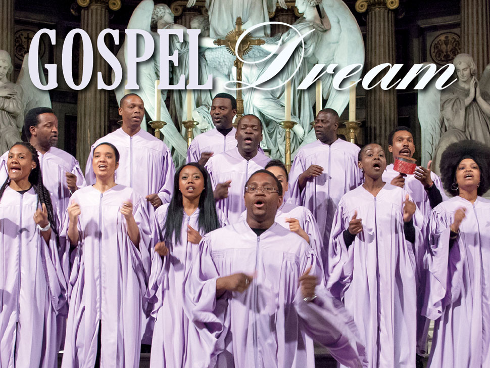 Gospel Dream en concert